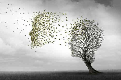 De forskjellige stadiene av Alzheimers sykdom