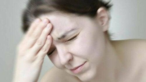 Kjennetegn og symptomer på dyskinesi