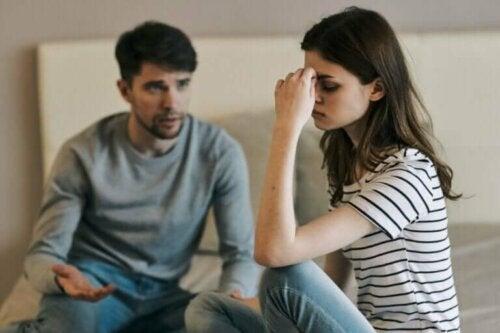 Overfølsomhet skyldes psykisk usikkerhet