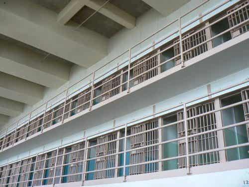 Celler i et fengsel
