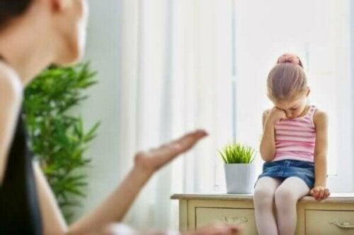 Hvordan det å straffe barn påvirker hjernen