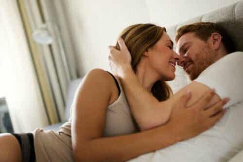 De ti vanligste seksuelle fantasiene