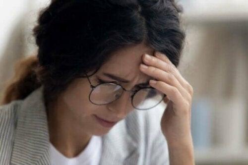 Depresjon på arbeidsplassen: symptomer og behandling