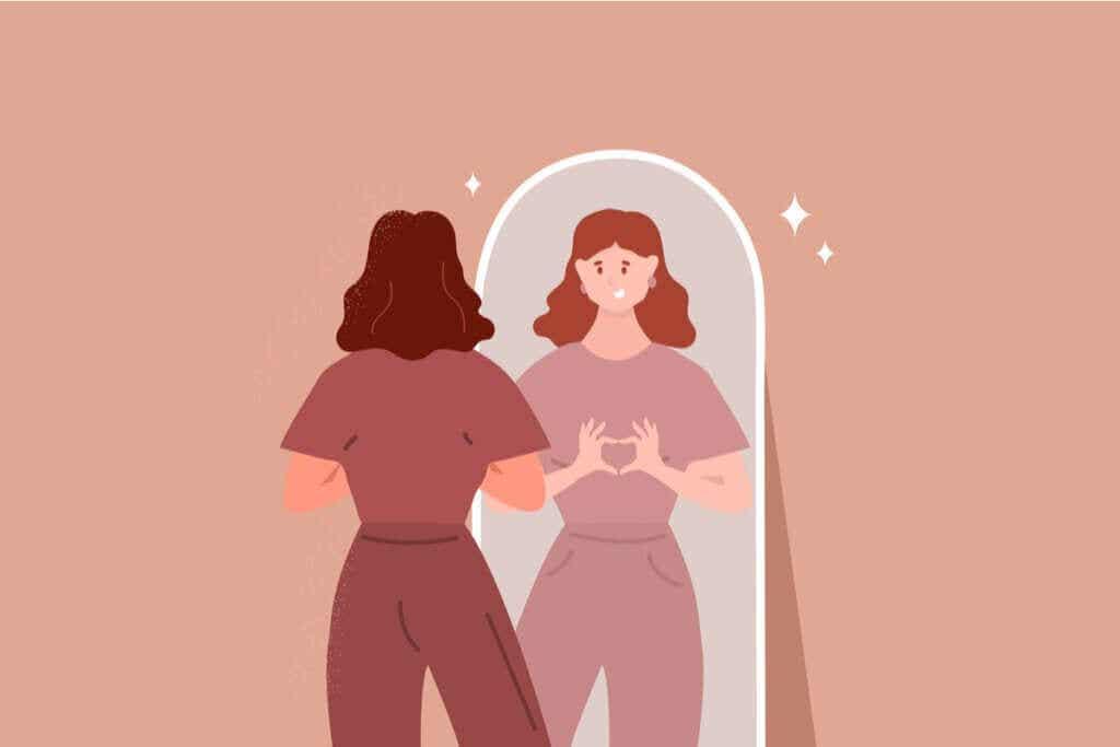 Måter å utvikle et sunt forhold til kroppen din på