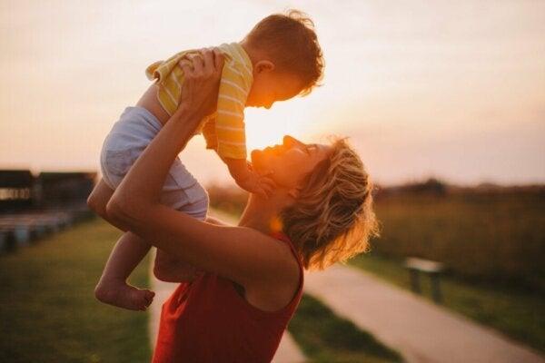 De fem typene mødre og deres følelsesmessige innflytelse