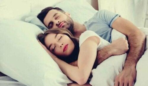 Sexsomni, en veldig uvanlig søvnforstyrrelse