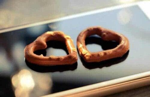 To hjertekringler.