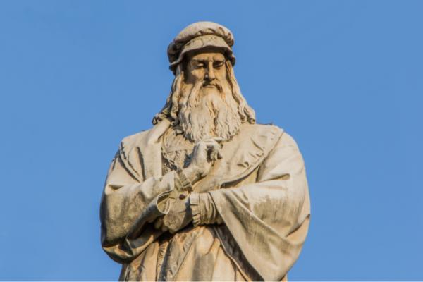 Syv kuriøse og fascinerende fakta om Leonardo Da Vinci