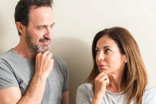 Godta partneren din, ikke idealiser dem