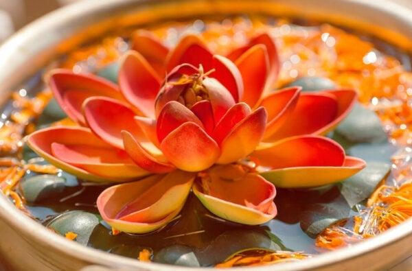 Den hinduistiske religionen og de syv trinnene for å være lykkelig