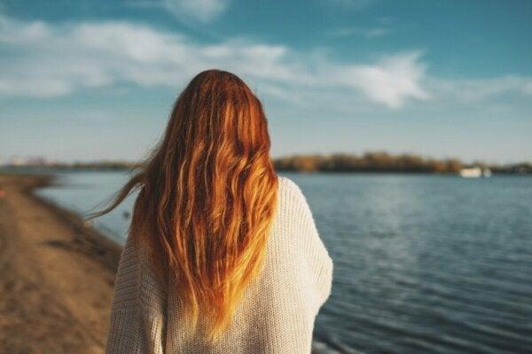 Gå aldri tilbake til de stedene som gjorde deg så ulykkelig