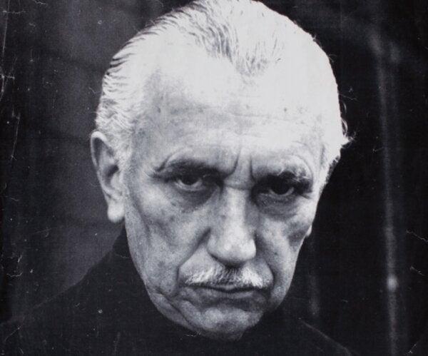 Enrique Pichon-Rivière, en argentinsk psykoanalytiker
