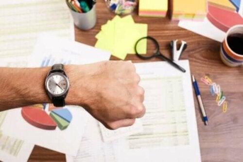 Timeplaner og produktivitet henger sammen