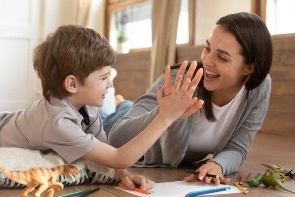Ni tips for å motivere barn til å lære