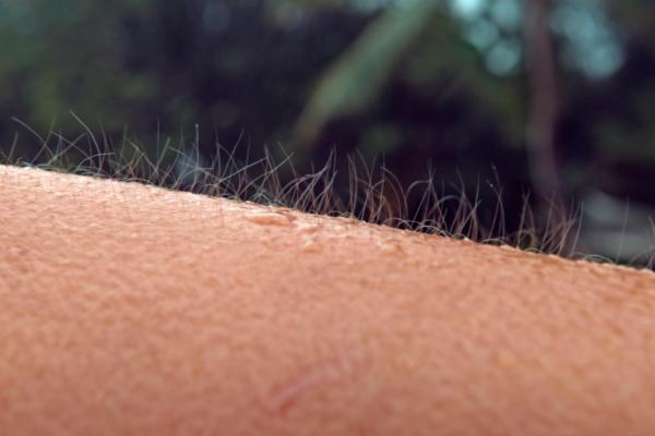 Hudorgasmer, når musikk gir deg gåsehud
