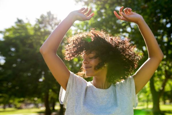 Fire kunstneriske aktiviteter for å lindre stress