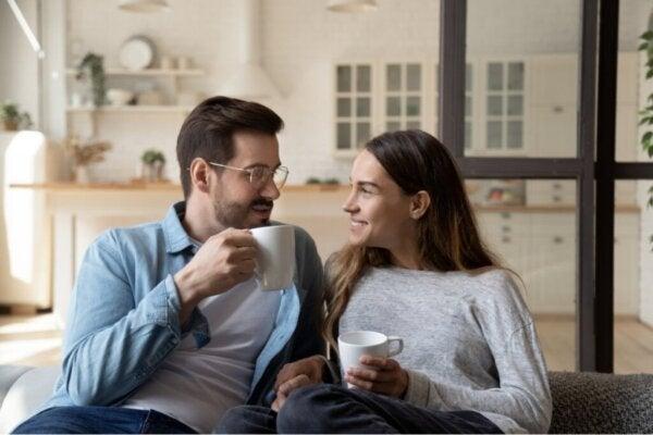 Ender par virkelig opp med å ligne på hverandre?