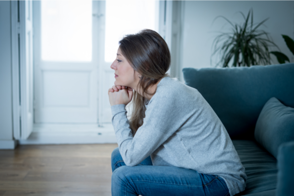 Emosjonelle endringer i løpet av menstruasjonssyklusen