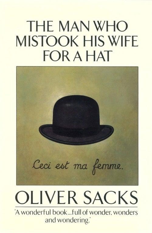 Dr. P:  Mannen som forvekslet kona med en hatt