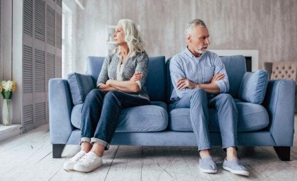 Grå skilsmisse: Et fenomen på vei opp